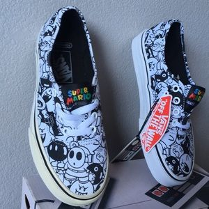 175bf64cd2 Women s Vans Nintendo Shoes on Poshmark